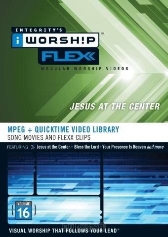 Iworship flexx 16 - Jesus at centre