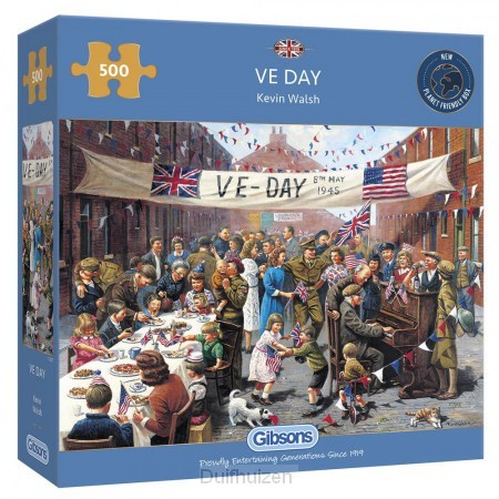 Puzzel 500 VE Day