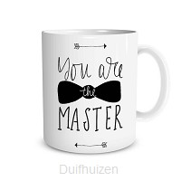 Bedankt meester (You are the Master)