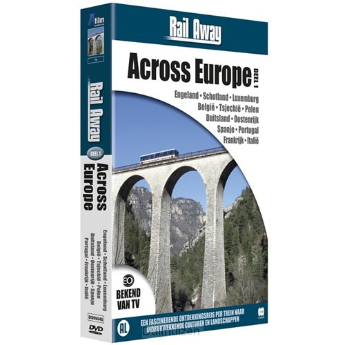 Rail Away: Across Europe 1