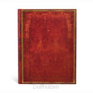 Notitieboek Venetian Red Ultra