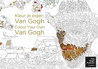 Kleur je eigen van Gogh/Colour your own